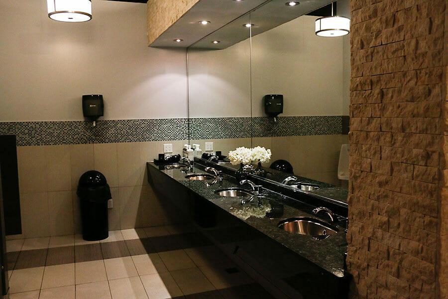 Interior Change Rooms