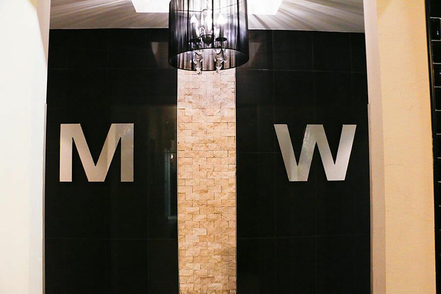 Change Rooms Exterior