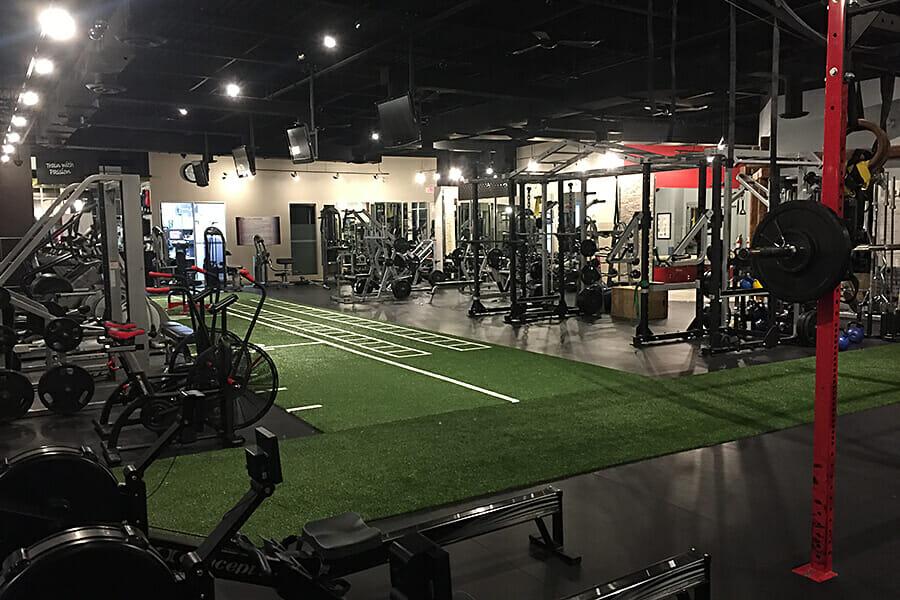PMF Fitness Floor