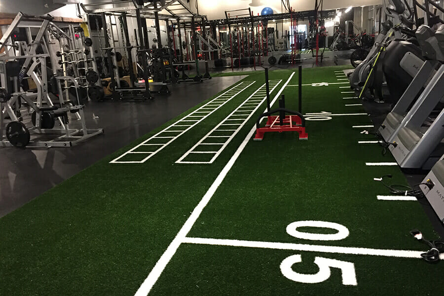 PMF Cross Fit Astro Turf