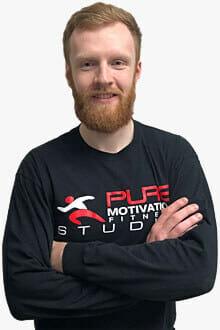 Matt Golas - PMF Team Member