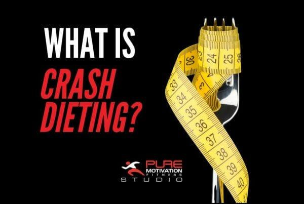 Dangers of Crash Dieting
