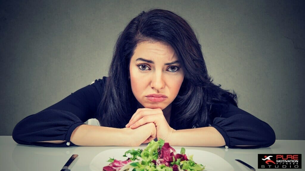 Extreme Diets are not a great strategy